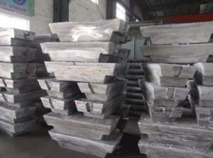 Direct factory price Primary Aluminum Ingot Al ingot 99.7% A7 pictures & photos