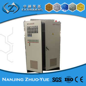 Zte Low Price Plastic Twin Screw Extruder for Plastic Particles pictures & photos
