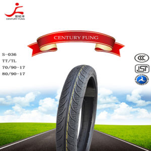 70/90-17 Hot Sale Motorcycle Tire for Southeast Asia pictures & photos