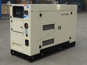 7.5 - 40kVA Kubota Silent Diesel Generator