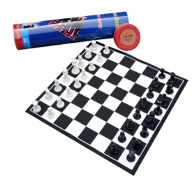 Magnetic Chess in Tube, Promotion Chess Game