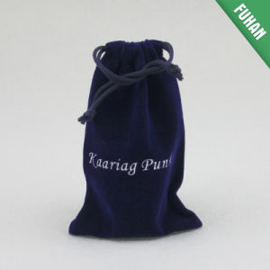Wholesale Customized Good Quality Blank Flannelette Bag pictures & photos