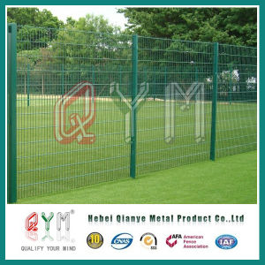 Hot-DIP Galvanized Welded Wire Mesh Fence10years Quaity Warranty pictures & photos