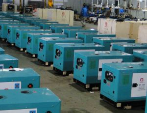 Generating Sets (10KW, 2Cylinder) pictures & photos