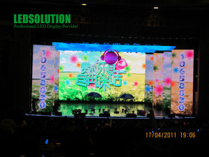 37.5mm Curtain LED Display Screen for Events or Show Background pictures & photos