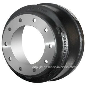 High Quality Webb 66893f Truck Brake Drums pictures & photos