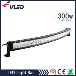 Factory Offered 51.7′′ 300W LED Light Bar for Truck 4X4 Offroad pictures & photos