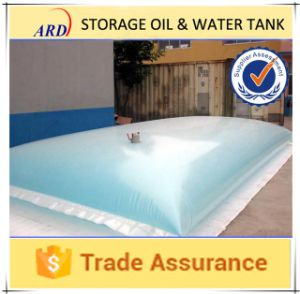 Ship to Africa High Quality Water Storage Bladder Tank pictures & photos
