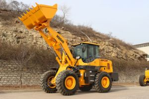 Strong Multi-Function Wheel Loader (HQ940) with CE pictures & photos