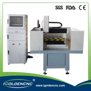 Factory Price Mold Making CNC Router Machine with High Speed