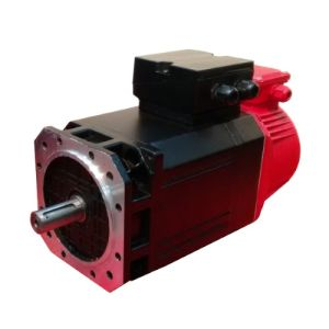 5.5kw~5000rpm~17.51nm Asynchronous Servo Motor (for CNC lathe milling drilling Machine) pictures & photos