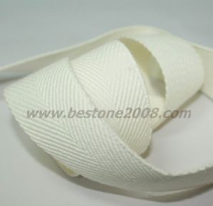 Factory Manufactured Cotton Webbing Tape for Garment#1501-63b pictures & photos