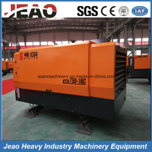 The Harsh Field Use Portable Screw Air Compressor for Mining pictures & photos
