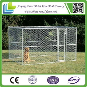 Hot DIP Galvanized Metal Large Dog Kennel pictures & photos