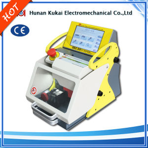 Locksmiths Tools Sec-E9 Full Automatic Key Cutting Machine Duplicate Key Machine Support Add Key Datas pictures & photos