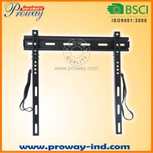 24 Inch to 48 Inch Universal Ultra Slim Low Profile Fixed Wall Mount TV Bracket pictures & photos