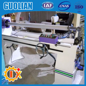 Gl-705 Semi-Automatic Paper Tape Roll Cutter Machine Double Side Tape pictures & photos