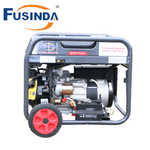 Generating Set Small Portable Power Gasoline Generator with Key Start pictures & photos