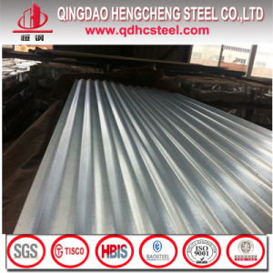 Corrugated Galvalume Roof Steel Sheet for Building Material pictures & photos