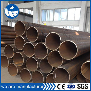 ERW Welded Carbon Steel Pipe/Tube pictures & photos