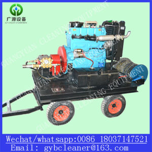 300mm Sewer Pipe Cleaning Machine High Pressure Sewer Cleaner pictures & photos