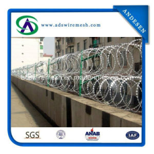 2015 Hot-Sale Concertina Razor Wire (ISO9001 factory) pictures & photos