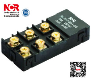 24V Magnetic Latching Relay (NRL709L) pictures & photos