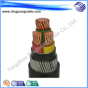 LV/Steel Wire Armored/XLPE Insulated/PVC Sheathed Electric Power Cable pictures & photos