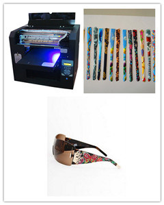 UV Printer for Pen/Glass/Wood. Plastic pictures & photos