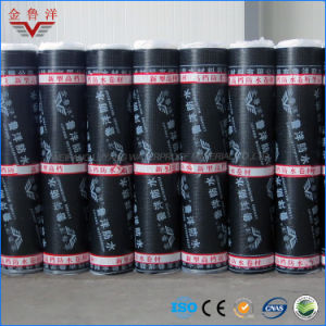 Self Adhesive Polymer Modified Bituminous Waterproof Membrane pictures & photos
