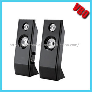 The Top Selling Multimedia USB Speaker for PC (SP-206M) pictures & photos