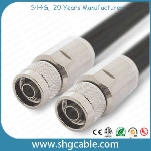 50 Ohms Coaxial Cable LMR400 Assembly N SMA Connectors pictures & photos