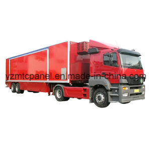 Easily Cleanable FRP CKD Dry Truck Body pictures & photos