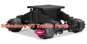 Truck Trailer High Mounting Type Single Point Suspension pictures & photos