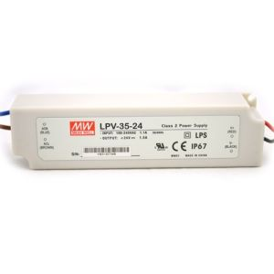 Single Output Waterproof Power Supply LED Transformer 24VDC pictures & photos