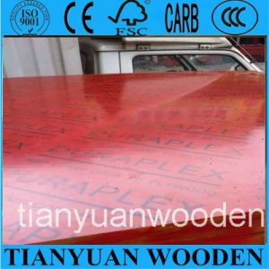 Red Film Faced Plywood/Construction Plywood pictures & photos