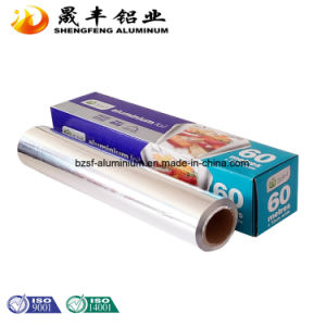 Household Aluminum Foil for Kitchen Use pictures & photos