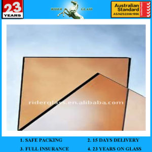 4-12mm Clear / Colored / Tinted Toughened Glass PVB Laminated Low E Building Glass pictures & photos