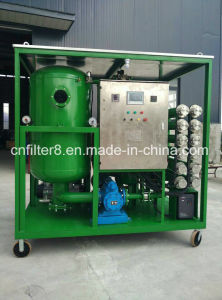 Transformer Oil Regeneration System with Fuller Earth (ZYD-I) pictures & photos