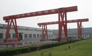 Granite and Marble Gantry Crane pictures & photos