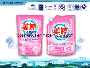 High Foam Easy to Rinse Liquid Laundry Detergent pictures & photos