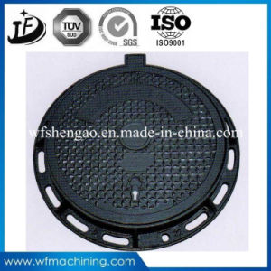 OEM Casting Square Manhole Covers with En124 Standard pictures & photos