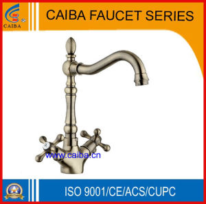 Fashion Color Finish Brass Faucet (CB-21225A) pictures & photos