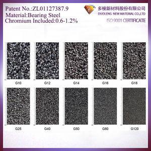 Chromium Alloy Steel Grit for Sandblasting and Granite Cutting
