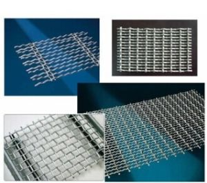 High Quality Galvanized Welded Waving Wire Mesh