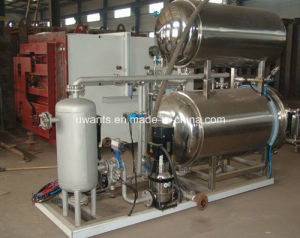 Full Automatic Food Sterilizer for Milk Drink pictures & photos