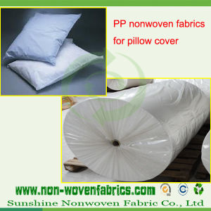 PP Nonwoven Fabric for Bedding/Mattress/Pillow Cover/Duvet pictures & photos