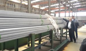 SS 304/304L Seamless Pipe pictures & photos