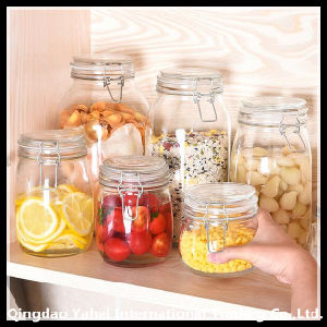 Swing Top Bale Jars with Different Size pictures & photos