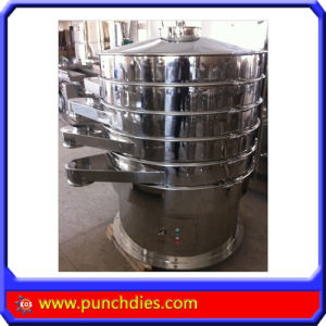 Vibrating Sieving Machine for Screening Power